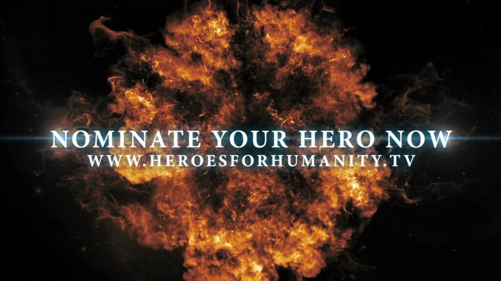 NOMINATE YOUR HERO AND SHARE YOUR STORY